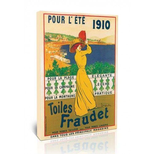 Toiles Fraudet - לאונטו קפיאלו | גאיה - תמונות קנבס לסלון