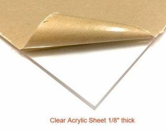 Clear Acrylic Plexiglass Sheet 1 8 Thick Plexiglass Sheets Clear Acrylic Sheet Plexiglass