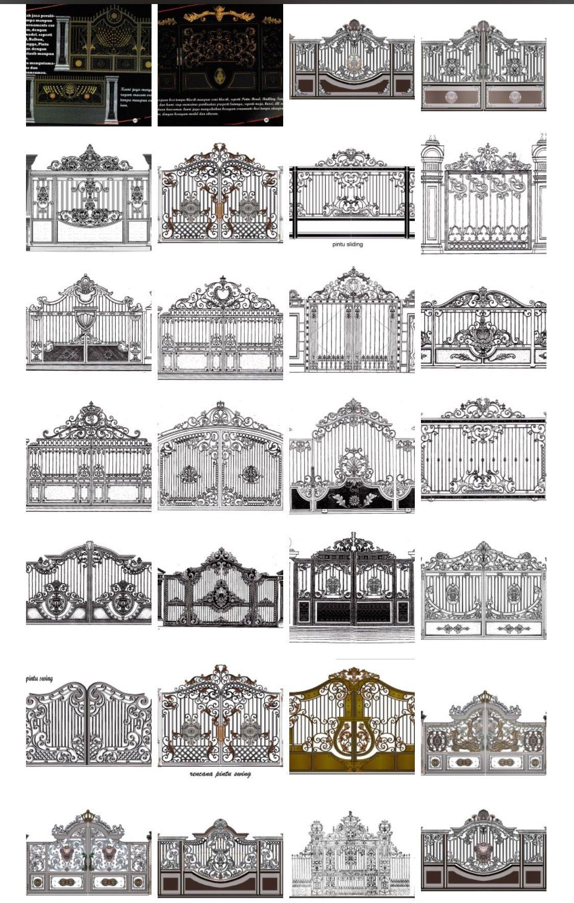 Pin Oleh Jose Avilez Di Exteriores Pintu Ide Dekorasi Rumah