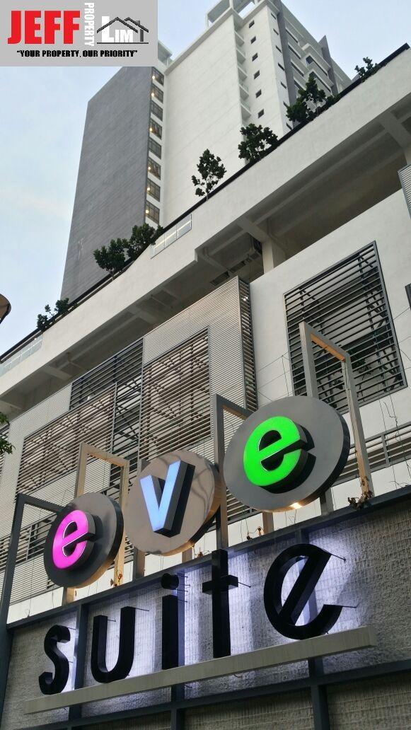 For Rent: Eve Suite,Ara Damansara Location: Ara Damansara, Selangor Type: Condo/Serviced Residence Price: RM2550 Size: 1065 sqft  Jeff 0129991100