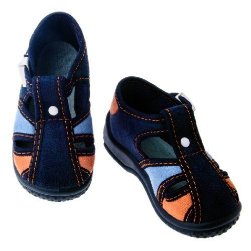 Zetpol - Orange/Blue Children Sandals Zetpol. $39.00