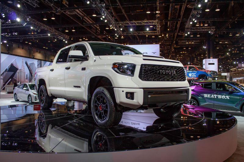2020 Toyota Tundra Trd Pro Changes Toyota Tundra Trd Toyota Tundra Trd Pro Tundra Trd