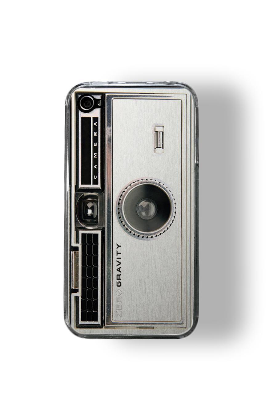 35mm iPhone 4/4S Case