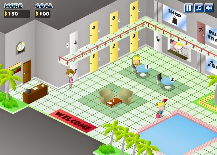Frenzy Hotel 2 - Play Free At: http://flashgamesempire.blogspot.co.uk/2015/03/frenzy-hotel-2.html