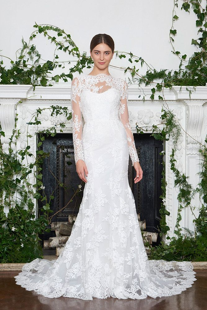 Monique Lhuillier | Monique lhuillier bridal, Monique lhuillier and ...