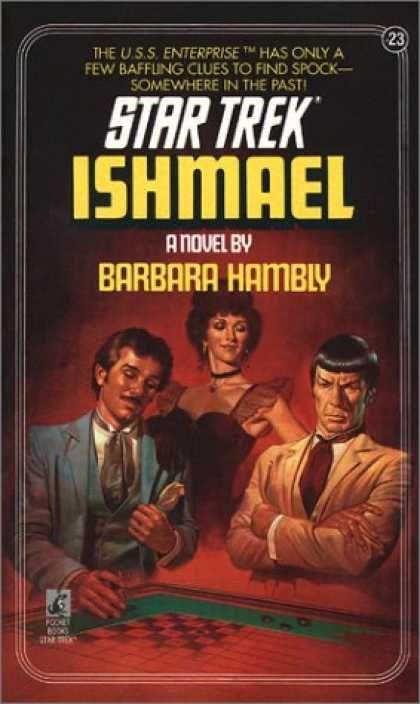 Star Trek Books - Ishmael (Star Trek, No 23) | Fans, Trekkies
