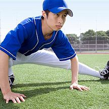 Fitness And Exercise Stretches For Kids Baseball Workouts Baseball Players