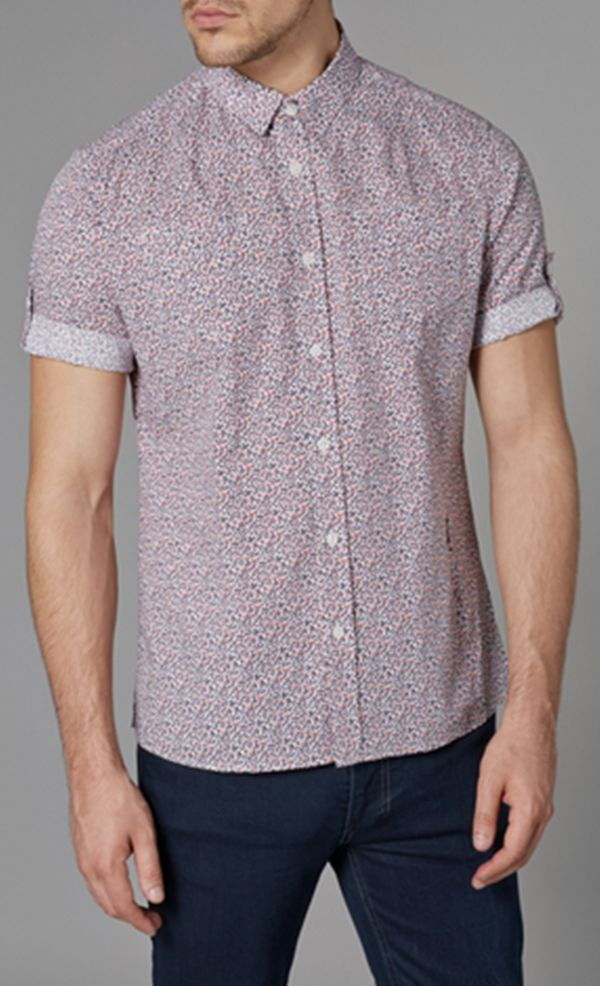 Short sleeve shirts are so popular now!