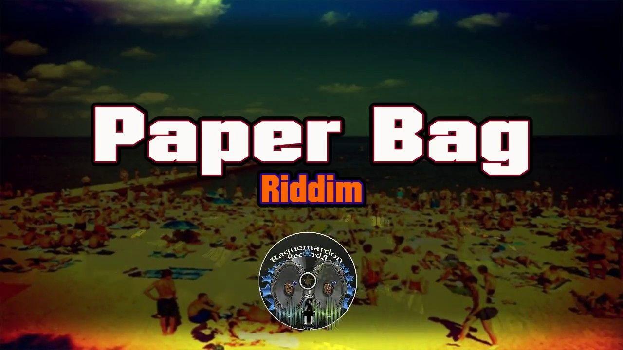 Paper Bag Riddim-Instrumental | Dancehall 2017 | Riddim Instrumental