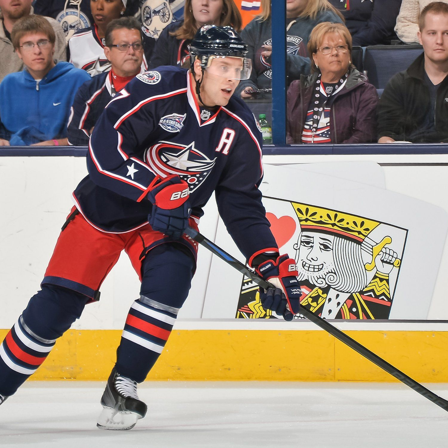 Jack Johnson, NHL hockey player for the Columbus Blue Jackets, files for bankruptcy. Does this surprise you?