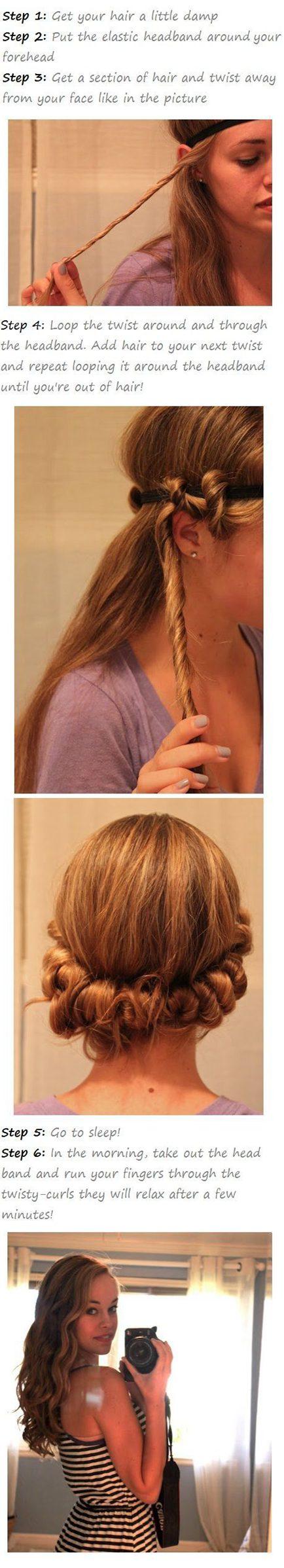 Hair tutorials hair style tutorials styles pinterest hair