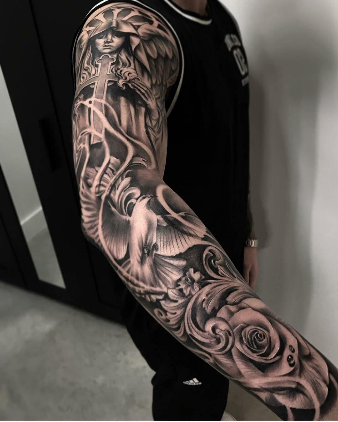 Tatuaje Religioso Tattoo Pinterest Tatuajes Religiosos