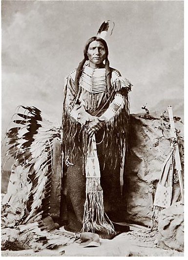 This is what a Real American Bad Ass looks like. | Crazy horse ...