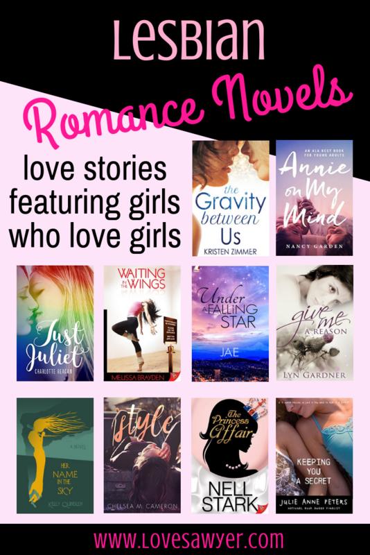 Lesbian Romance Novels - Book LIst - Love, Sawyer