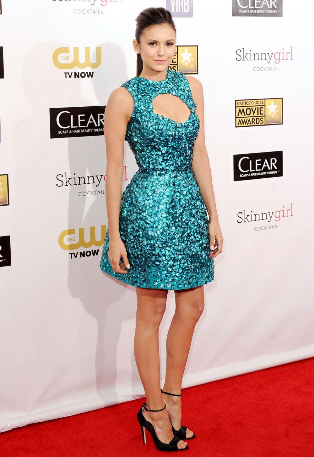 Nina Dobrev S Best Red Carpet Looks