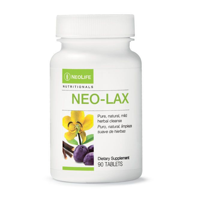 NEO-LAX, Pure, Natural, Mild, Gentle Herbal Cleanse By