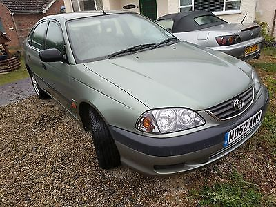 eBay: Toyota avensis 1.8 vvti. SPARES or REPAIR #carparts #carrepair