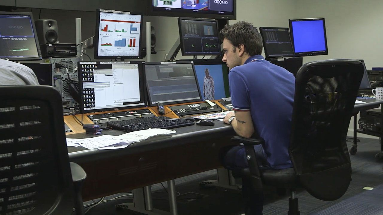 UK's dock10 builds a global post production network by
