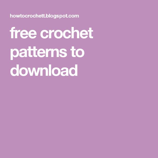 Free Crochet Patterns To Download Baby Girl Dress Pinterest