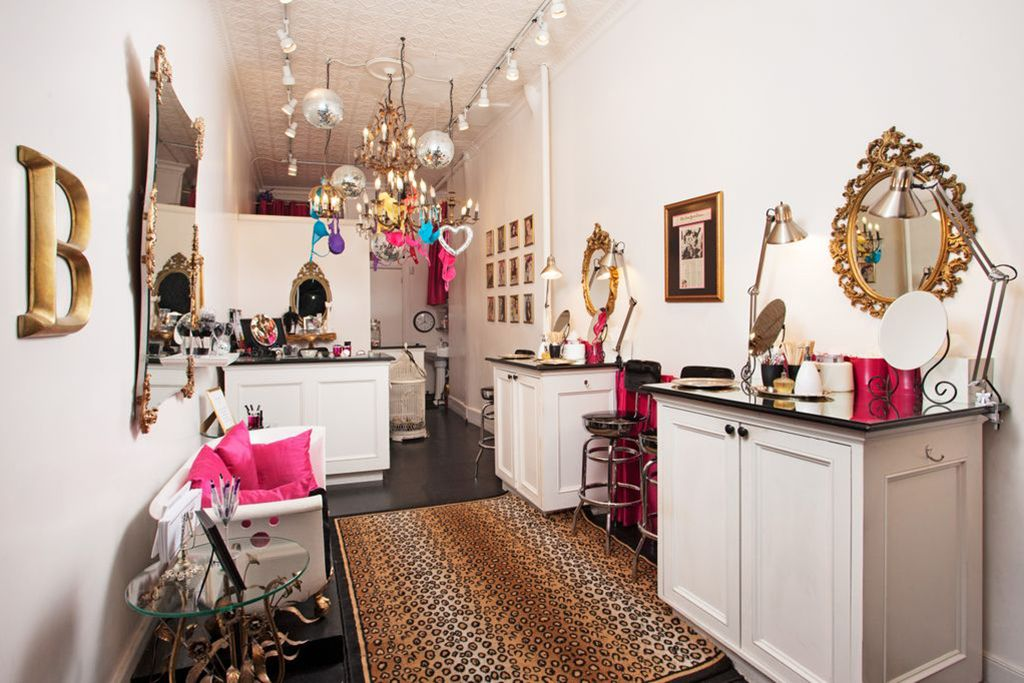 The best brow bars in NYC Brow bar, Brows, Home salon
