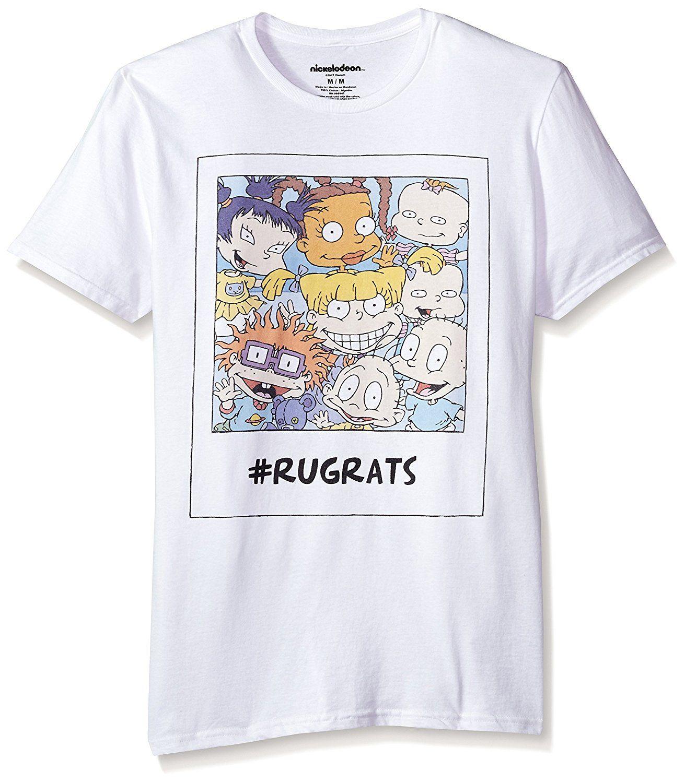 Nickelodeon Men S Rugrats Short Sleeve