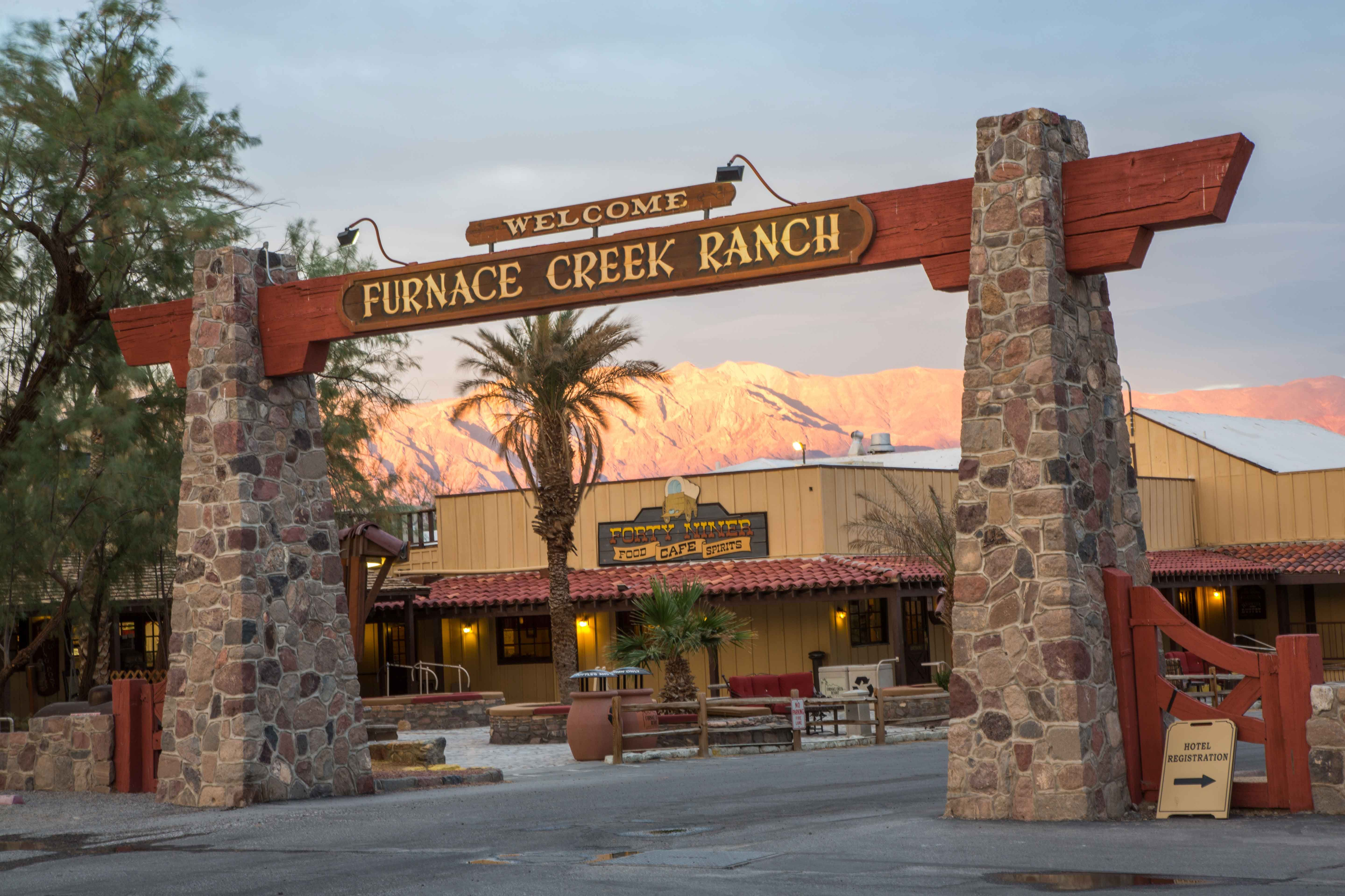 The Rustic Ranch At Furnace Creek Death Valley National
