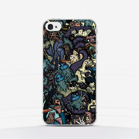 Doodle phone case. Well made product by latrendmania.com. Visit our website for more. #phonecase #trends #phoneaccessories #backcase