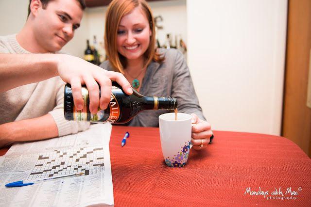 Engagement photos!   Mondays with Mac