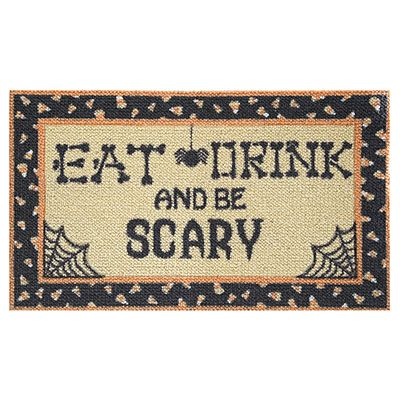 Halloween Hook Rugs At Big Lots.