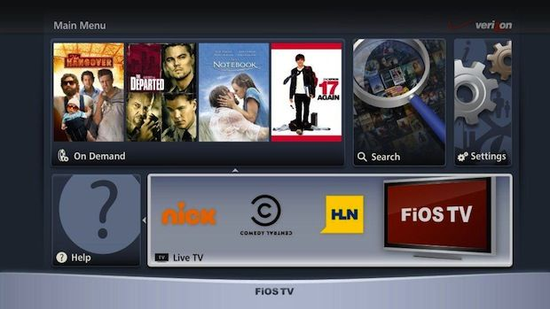 LG Smart TVs Getting Live TV Streaming App From Verizon