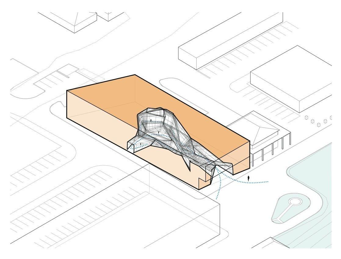 Galeria - Museu Estadual e Hall da Fama Esportivo de Lousiana / Trahan Architects - 371