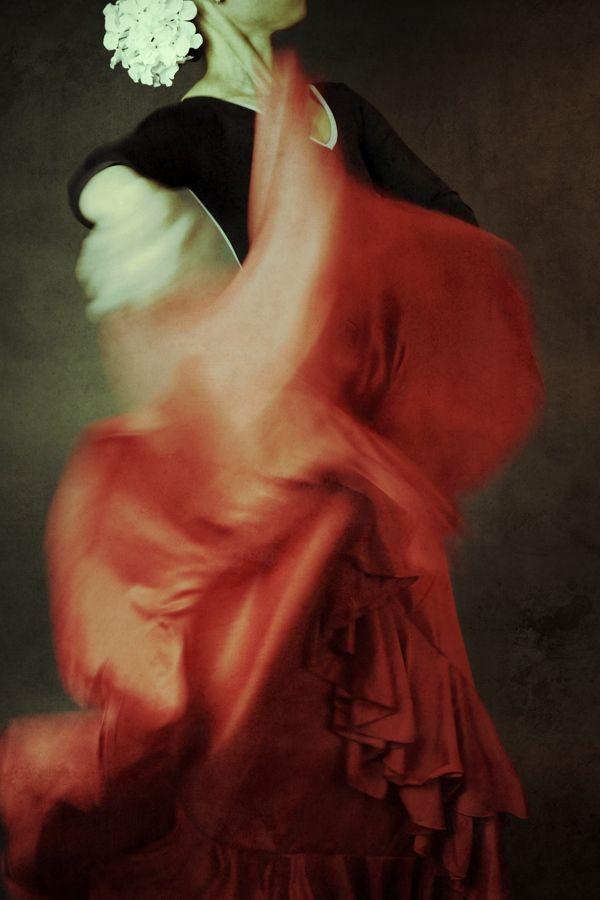 Bailaora. Josephine Cardin