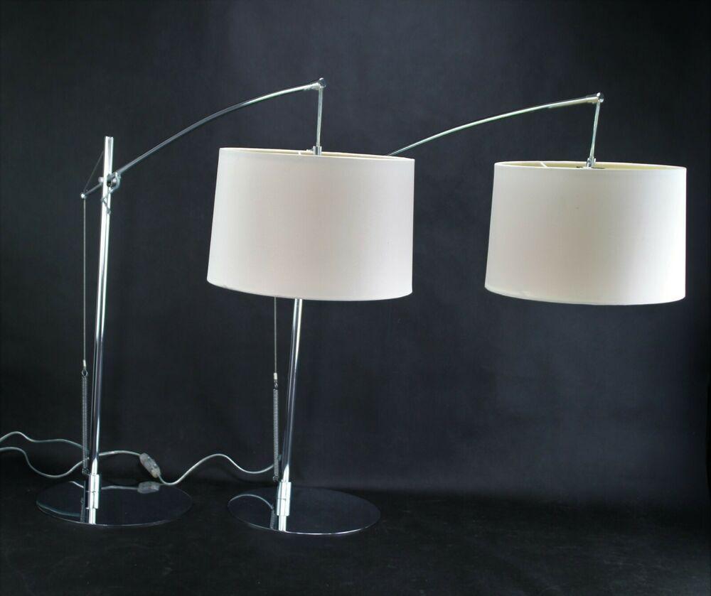 1 Von 2 Vintage Lampe Grosse Tischlampe Sorpetaler Leuchte Desk Lamp In 2020 Vintage Lampen Tischlampen Lampen