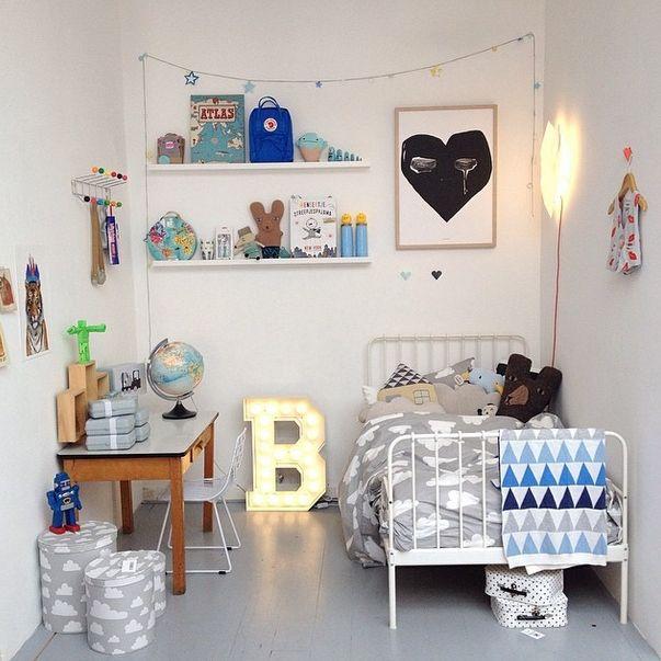 Creative Kid Rooms: Instagram Inspiration…@Bigenbelg