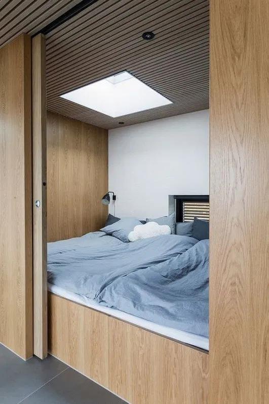77 Unique Hidden Storage Ideas For Bedroom Spaces, # ...
