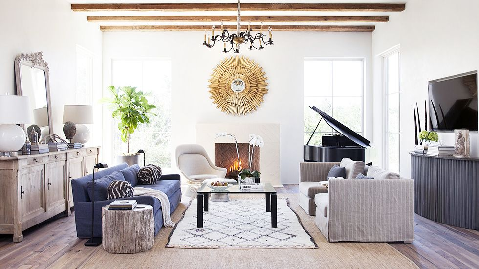 Home tour tasteful and timeless in austin
