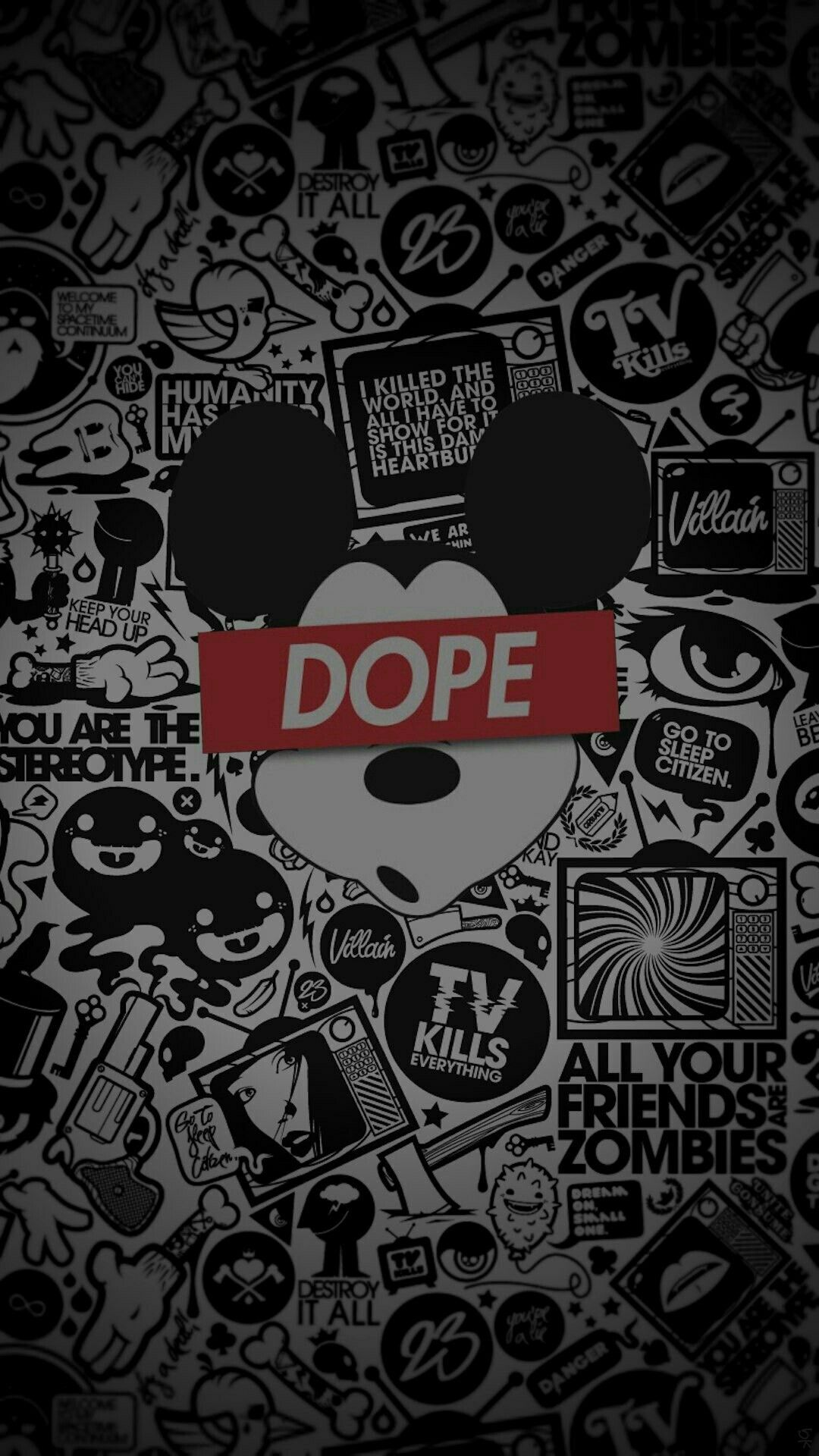 Микки микимаус маус mouse dope wallpaper wallpapers galery ...