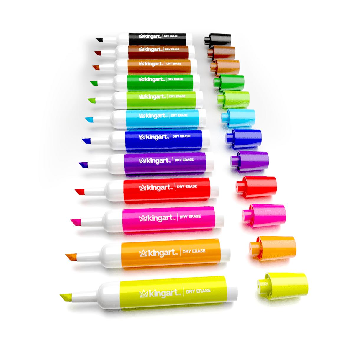 Mark It Erase It Value Dry Erase Markers Set Of 36 Erasable Markers Dry Erase Markers Set