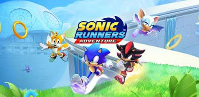 Sonic Runners Adventure Apk for Android (paid) Download