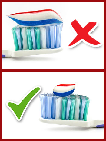 How To Brush Your Teeth Properly Avoid Top Brushing