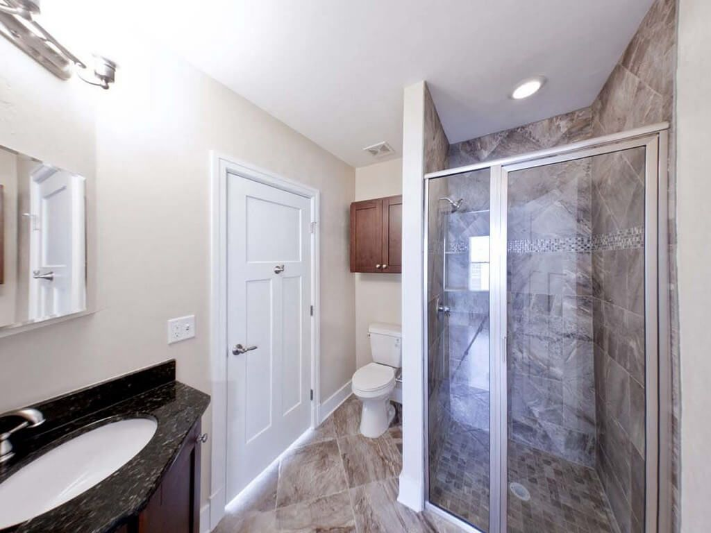 Bathroom Remodeling Gainesville Fl Neutral Interior Paint - Gainesville bathroom remodel