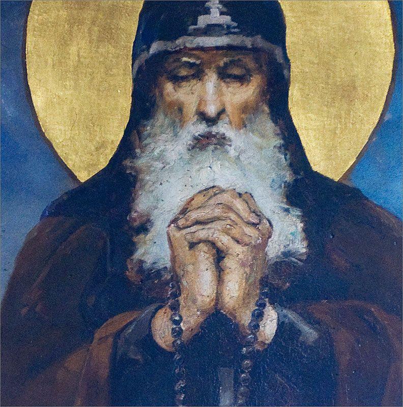 St. Pafnuty - Wilhelm Kotarbinski