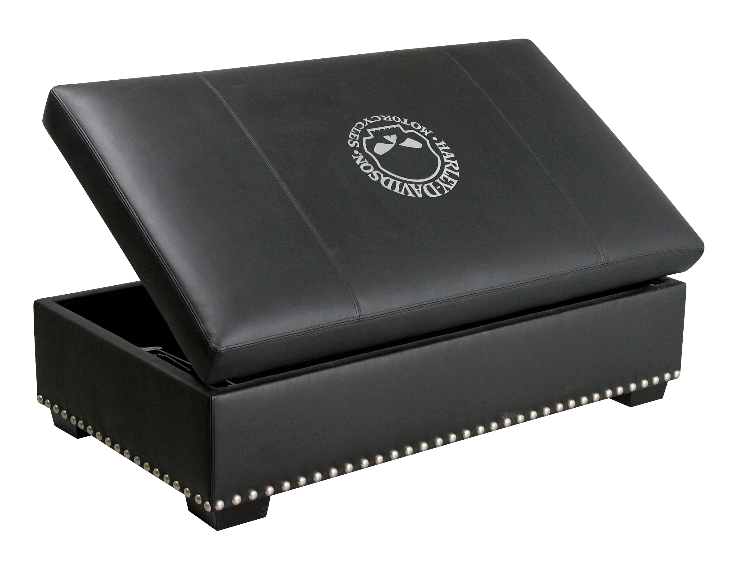 Hd 11610 So Harley Davidson Enthusiast Furniture By Classic Leather Harley Davidson Decor Harley Davidson Accessories Harley Davidson [ 1820 x 2388 Pixel ]