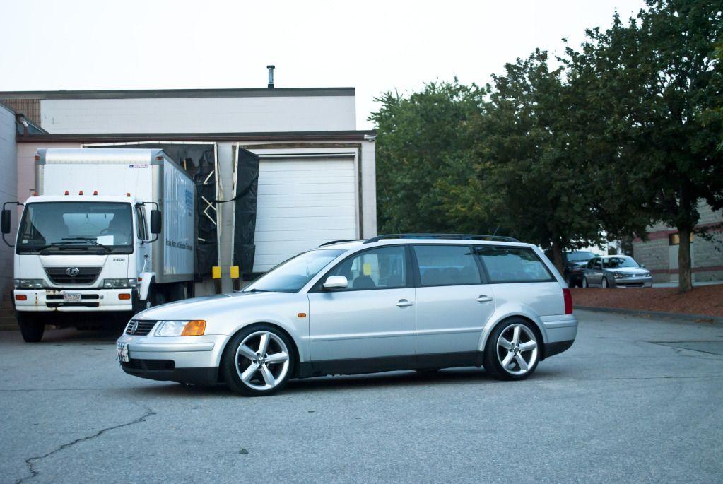 Vwvortex Com Feeler Fs 2000 Vw Passat Wagon V6 4motion Vw Passat Wagon Volkswagen