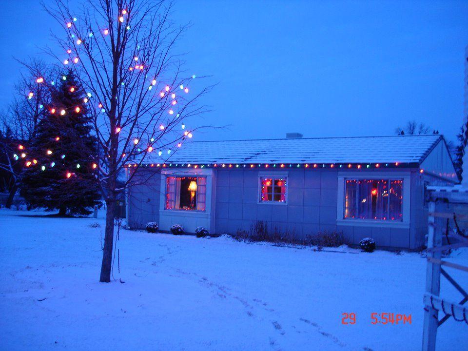 Lustron At Christmas Grand Forks Nd Myra Museum Prefab