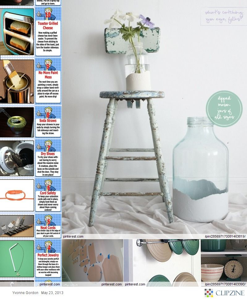 Pinterest - Nifty Tricks and Tips