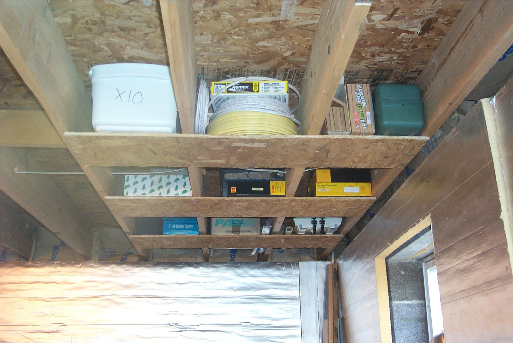 in rafter storage - Google Search & in rafter storage - Google Search | SMART CREATIVE IDEAS ...