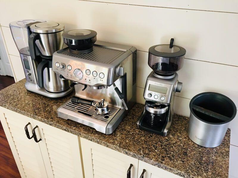 Best beginner espresso machine for the price coffee bar