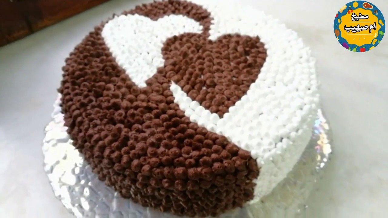تزين بدون فورمات كيكة عيد ميلاد صهيب فضلا وليس أمرا الدعاء لصهيب Chocolate Cake Designs Chocolate Cake Decoration Cake Designs Birthday