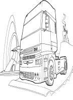 ausmalbilder polizei lastwagen | aglhk